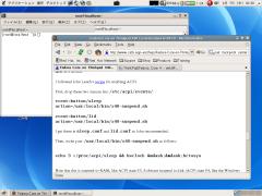 Fedora Core 4 test 1